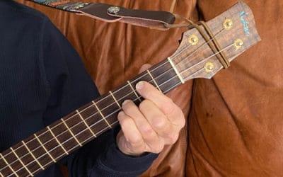 How to Make Faster Chord Changes on Baritone Ukulele